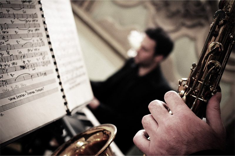 Musica jazz per eventi aziendali